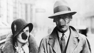 1930s couple