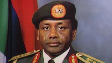 Gen Sani Abacha