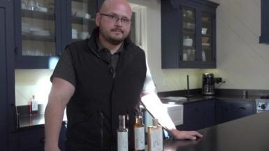 A bottleneck could cost Daniel Liberson, an artisanal vinegar maker in Virginia, his small business.