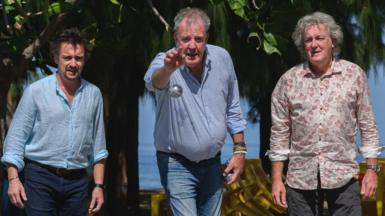 Richard Hammond, James May, Jeremy Clarkson