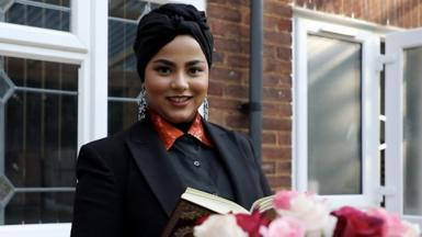How female Muslim Koran reciters are making their voices heard.