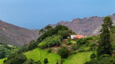 A home on St Helena