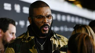 Tyler Perry. File photo