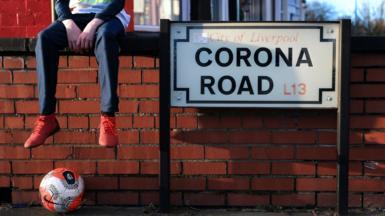Corona Road, Liverpool