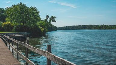 The Little Calumet River, Chicago