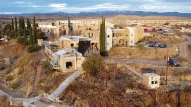Arcosanti, Arizona