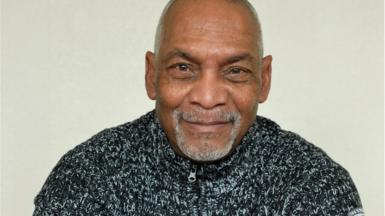Melvin McNair in November 2020