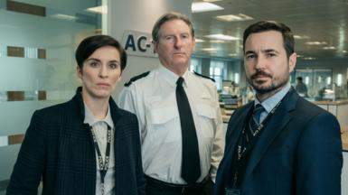 Obsessed with Line of Duty