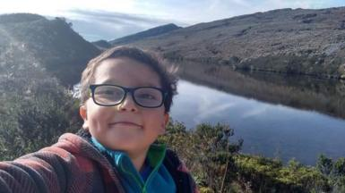 Francisco Vera founded an environmental group aged nine