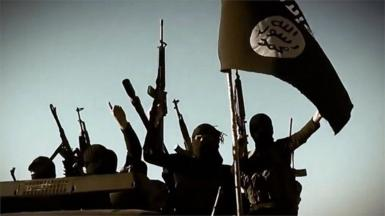 IS militants in Iraq (file photo)