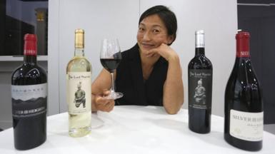 Chinese winemaker Emma Gao