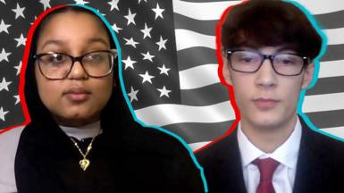 Young Democrat and Republican