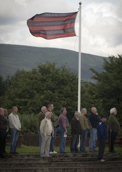 Supporters, Kirkintilloch Rob Roy, 2008