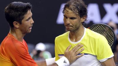 Nadal Loses In First Round Of Australian Open Cbbc Newsround