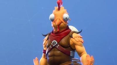 Fortnite Images Cool Skins Fortnite Skins Eight Year Old Designs His Own Skin The Tender Defender Cbbc Newsround
