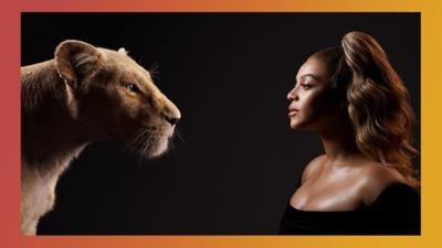 The Lion King Beyonce Single Spirit Released Ahead Of Album Lion King The Gift Cbbc Newsround