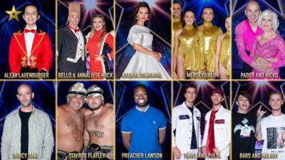 Twist And Pulse Win Britain S Got Talent The Champions Cbbc Newsround