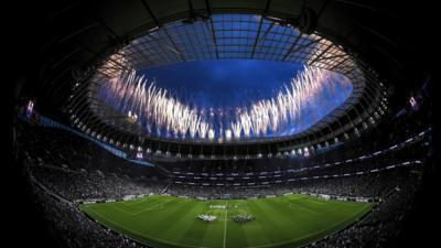 Tottenham Hotspur S New Stadium What You Need To Know Cbbc Newsround