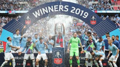 Fa Cup Final 2019 Five Things We Learned From Manchester City S Victory Cbbc Newsround