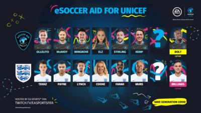 Soccer Aid Fundraising Event Will Now Be A Fifa 20 Contest Cbbc Newsround
