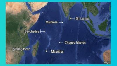 Why Is Everybody Talking About The Chagos Islands Cbbc