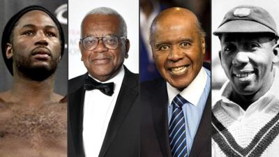 Black History Month The Men Who Made History In Britain Cbbc Newsround