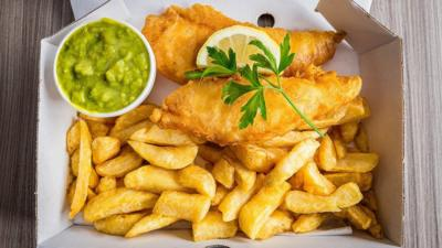 Happy National Fish and Chip Day! _107290294_gettyimages-884635802