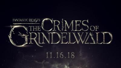 Fantastic Beasts 2 Name Revealed The Crimes Of Grindelwald Cbbc Newsround