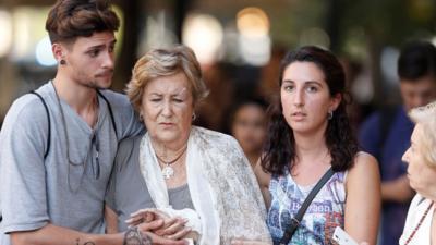 Barcelona What Has Happened In Spain Cbbc Newsround