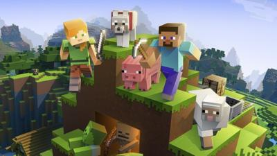 Minecraft Five Top Tips From Honey To Zombie Villagers Cbbc