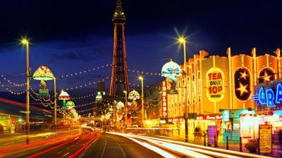 Blackpool Illuminations: Everything you need to know - CBBC Newsround