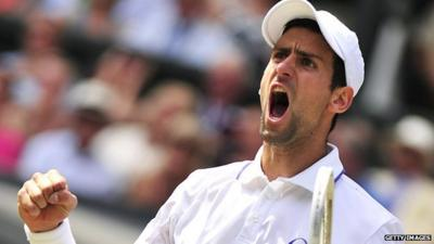 Novak Djokovic Quiz Test Your Knowledge Of The Tennis Ace Cbbc Newsround