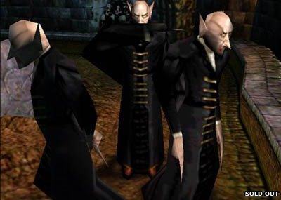 Screenshot from Dungeon Keeper 2