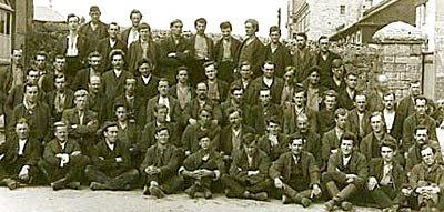 Gwrthwynebwyr Cydwybodol yng Ngharchar Dartmoor, 1917