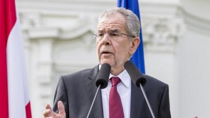 Austria Profile Leaders Bbc News