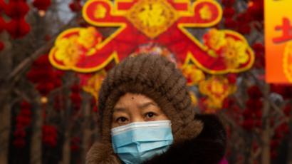 Coronavirus Chinese Wish Is For New Year Health Not Fortune