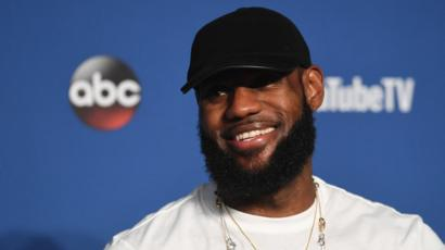 Lebron James S Nba Move To La Has Really Got People Talking Bbc News