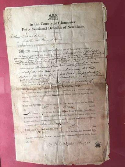 Court document