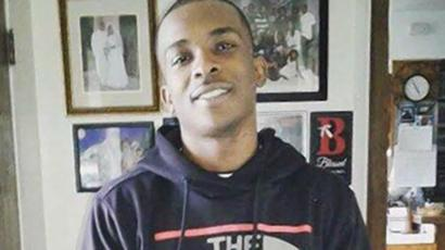 Black man shot and killed by police from behind