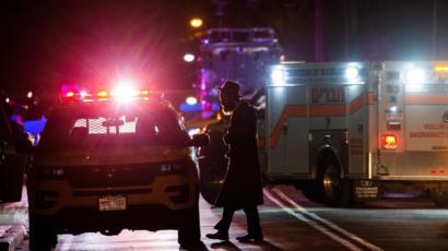 Risultati immagini per monsey terror attack