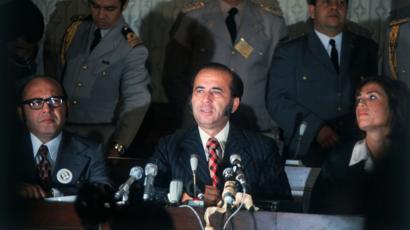 PDVSA comenzó operaciones en 1976, tras la nacionalización del petróleo ordenada por Carlos Andrés Pérez.