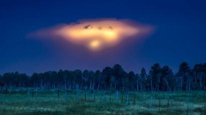 Resultado de imagen de Observados por extraterrestres