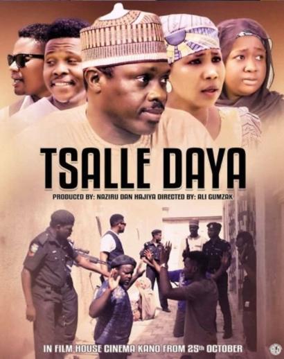 Tsalle Daya