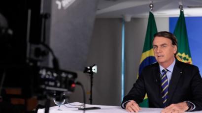 Bolsonaro volta a defender cloroquina em novo pronunciamento em ...