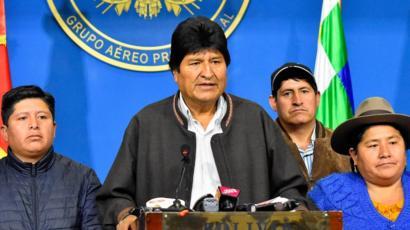 Bolivia: MAS puso condiciones para aceptar nueva fecha para las elecciones generales