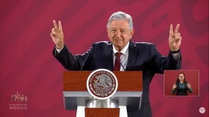 México: López Obrador dijo que hará consulta popular sobre su permanencia en el puesto