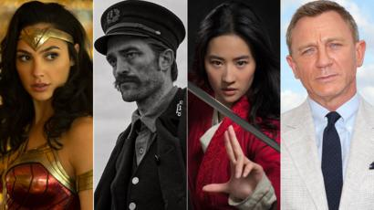 Films Lookahead 20 Movies Not To Miss In 2020 Bbc News