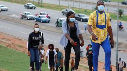 Coronavirus lockdown: Nigerians cautious as restrictions eased in ...