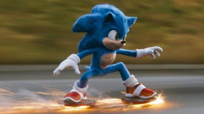Sonic The Hedgehog Movie Critics Put The Brakes On Bbc News