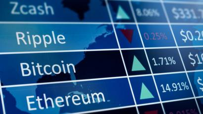 trading cryptocurrencies at 14